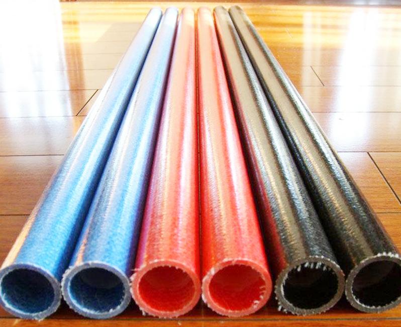 Fiberglass Plastic Tubing