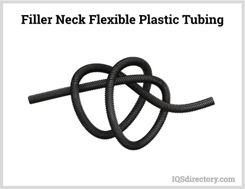 Filler Neck Flexible Plastic Tubing