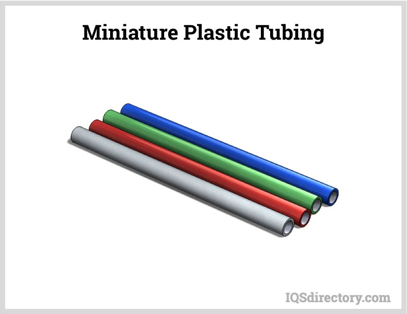 Miniature Plastic Tubing