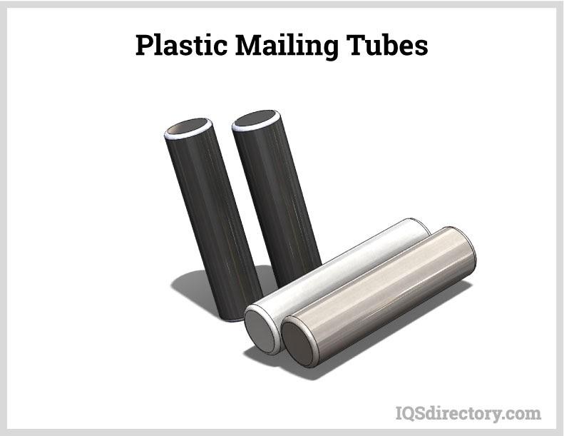 Plastic Mailing Tubes