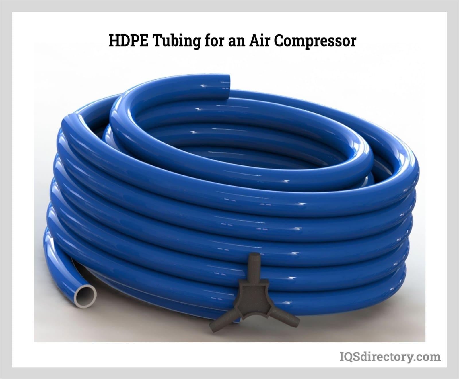 HDPE Tubing for an Air Compressor