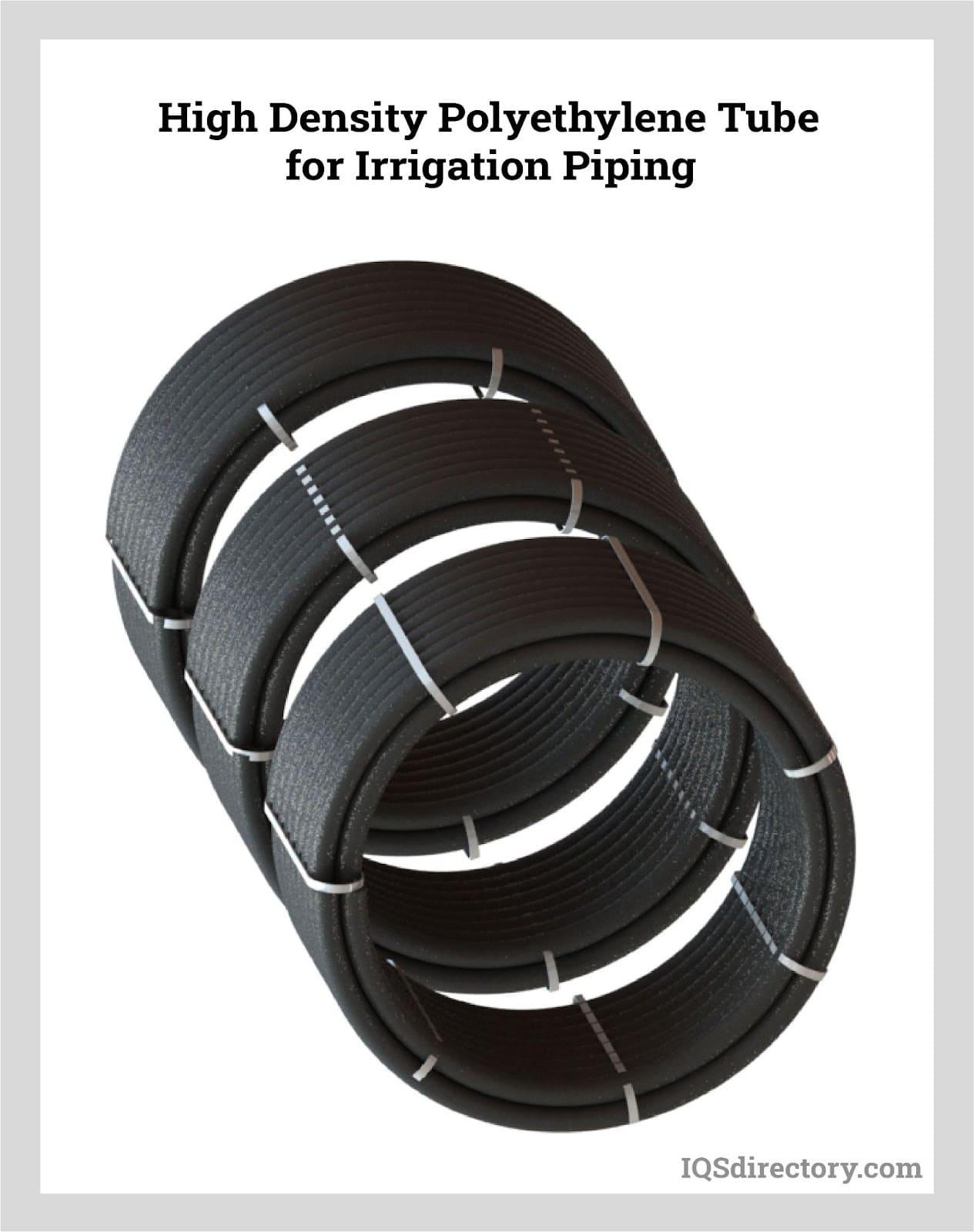 High Density Polyethylene Tube for Irrigation Piping