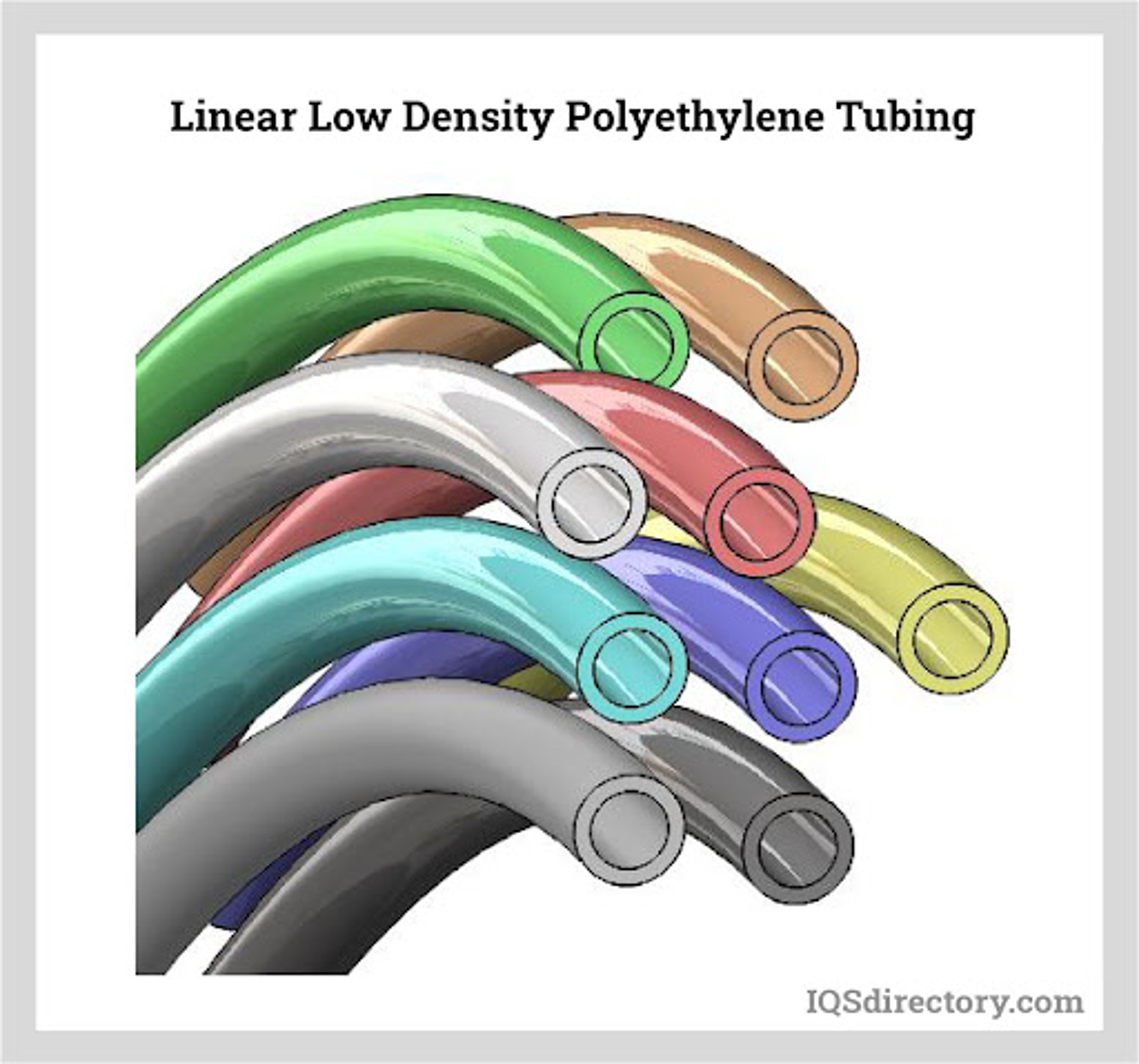 Linear Low Density Polyethylene Tubing