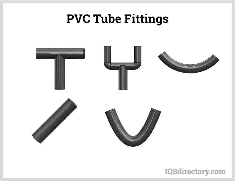 PVC Tube Fittings
