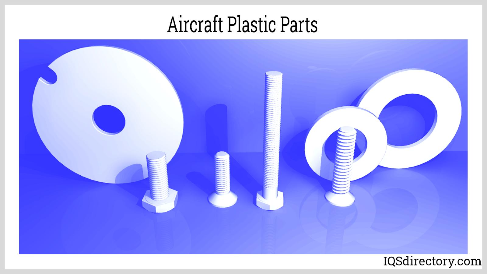 Aircraft Plastic Parts
