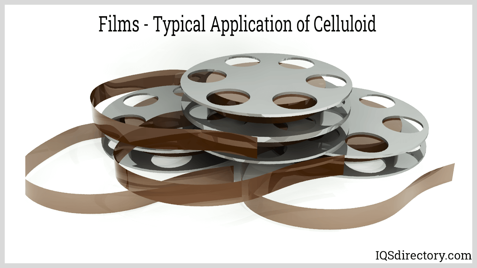 Films - Typical Application of Celluloid