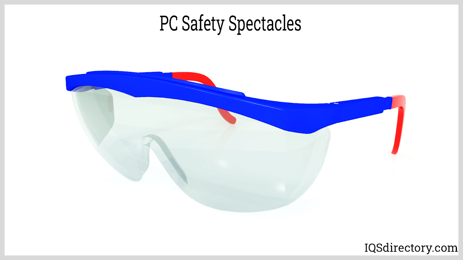 PC Safety Spectacles