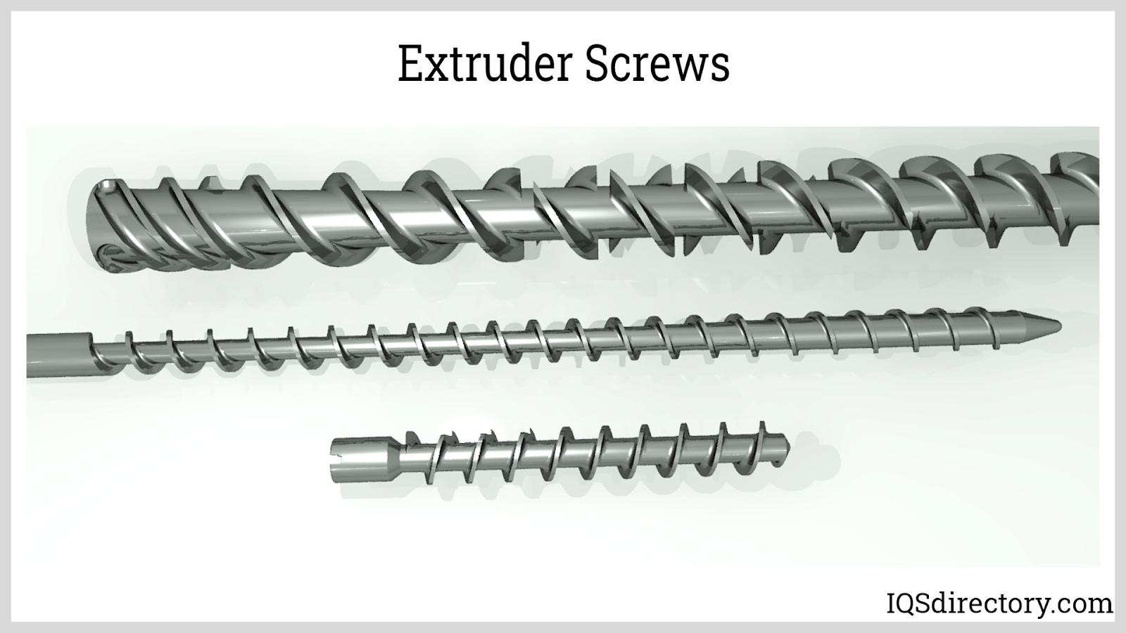 Extruder Screws