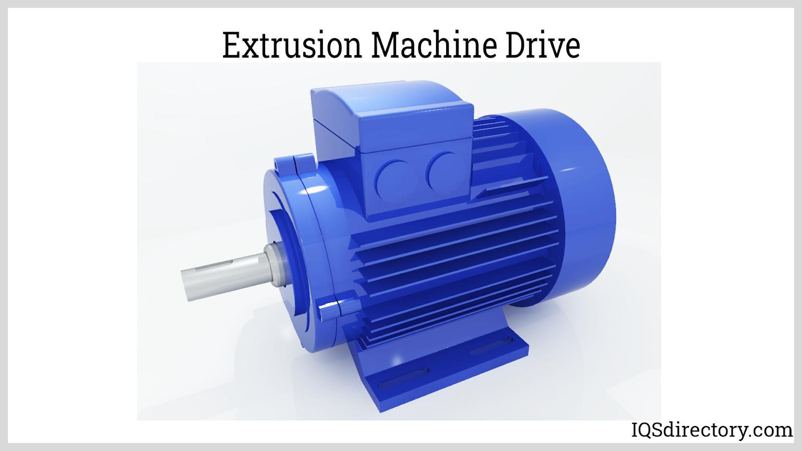 Extrusion Machine Drive