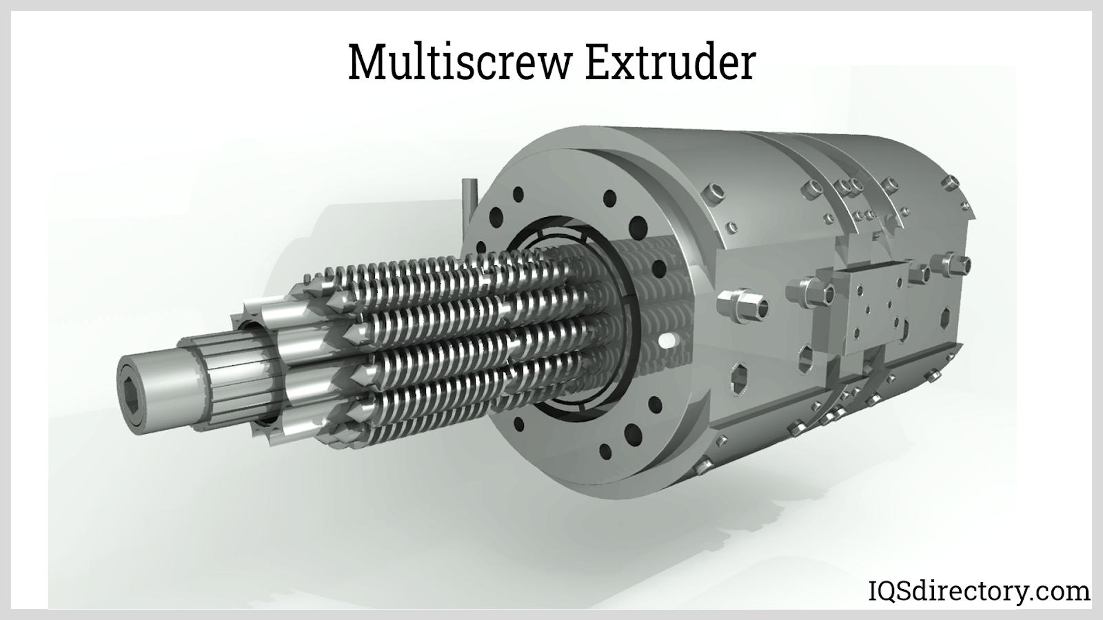 Multiscrew Extruder