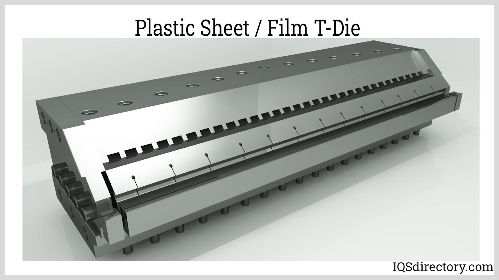 Plastic Sheet / Film T-Die