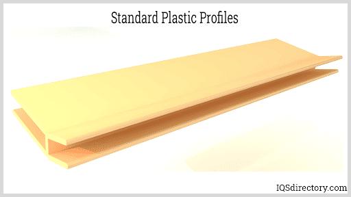 Standard Plastic Profiles