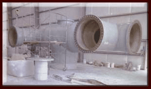 Fiberglass Reinforced Plastic pipes from All Plastics and Fiberglass Inc