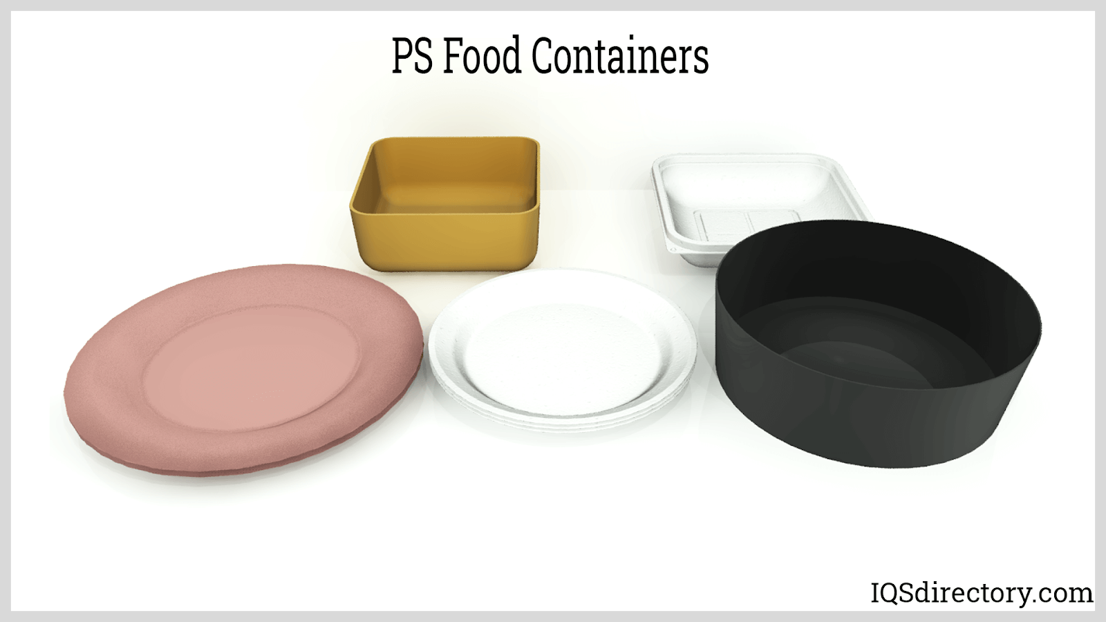PS Food Containers