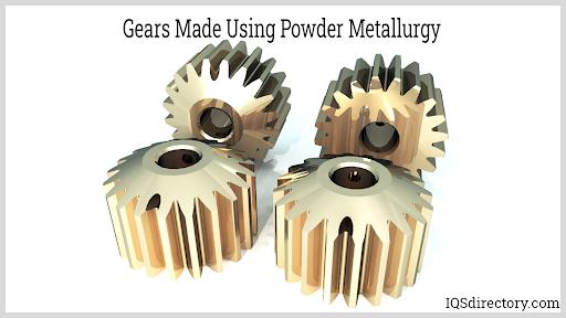 Gears Made Using Powder Metallurgy
