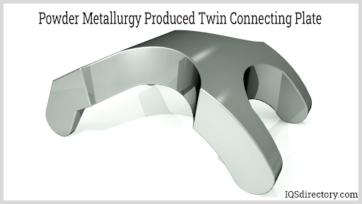 Powder Metallurgy Produced Twin Connecting Plate