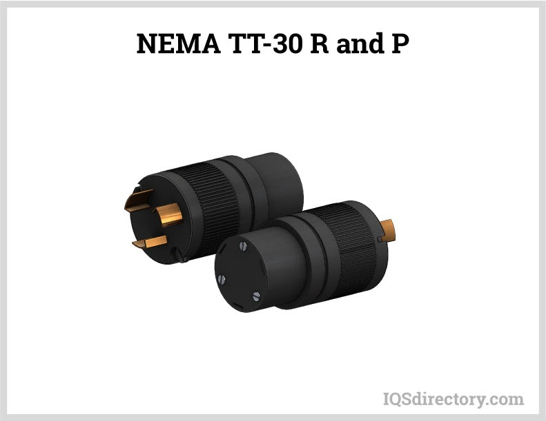 NEMA TT-30 R and P