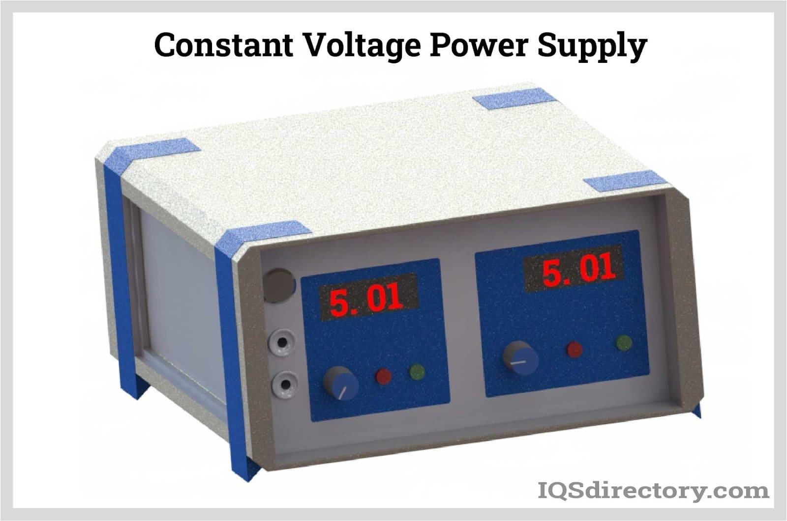 Constant Voltage Power Supply