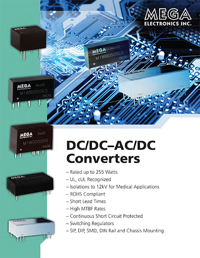 DC/DC and AC/DC Converters.