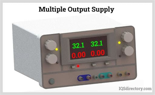 Multiple Output Supply