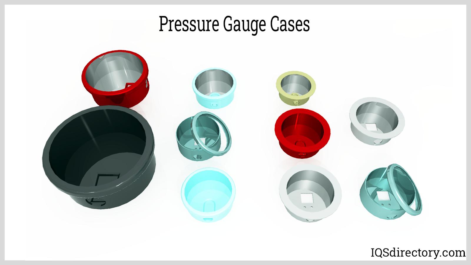Pressure Gauge Cases