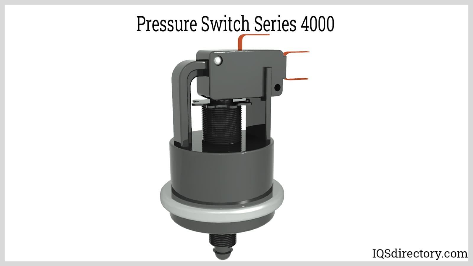 Pressure Switch Series 4000