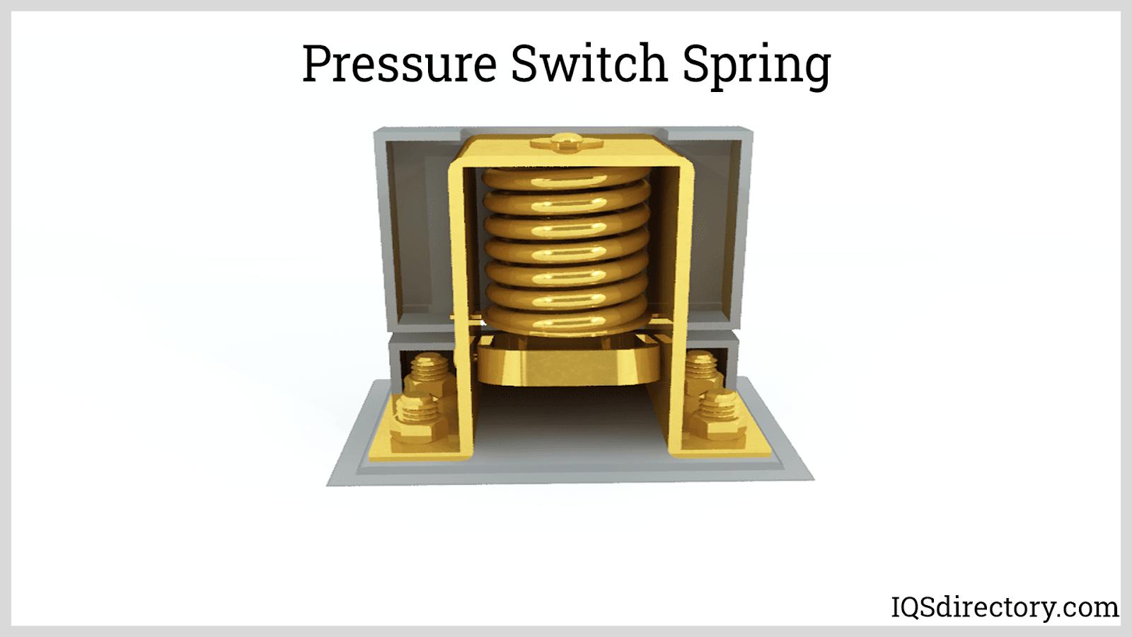 Pressure Switch Spring