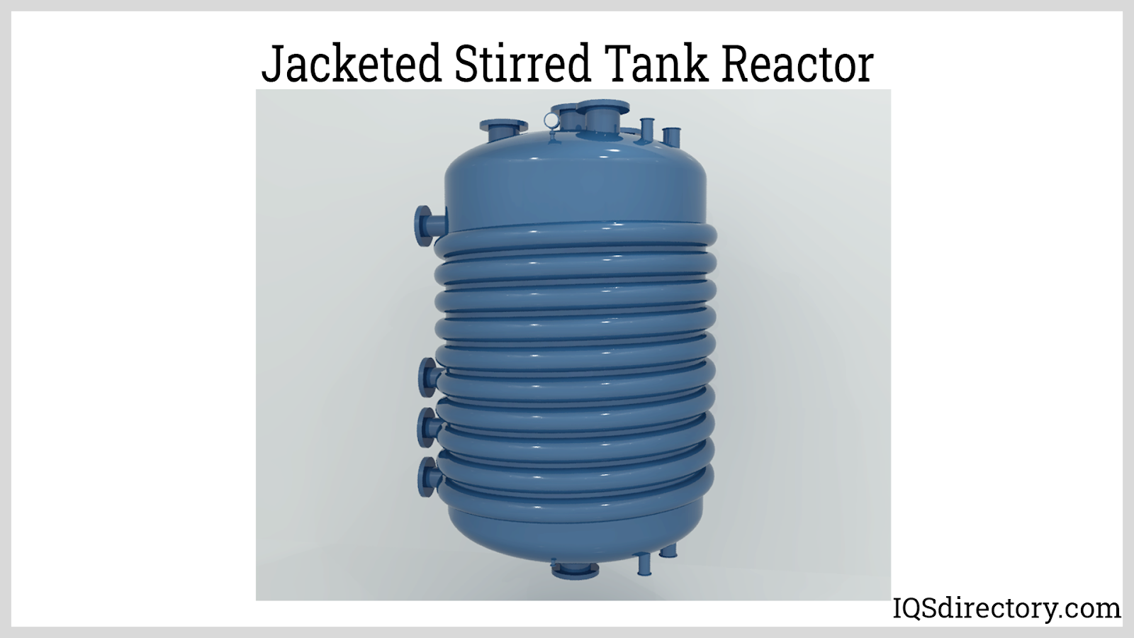 Jacketed Stirred Tank Reactor
