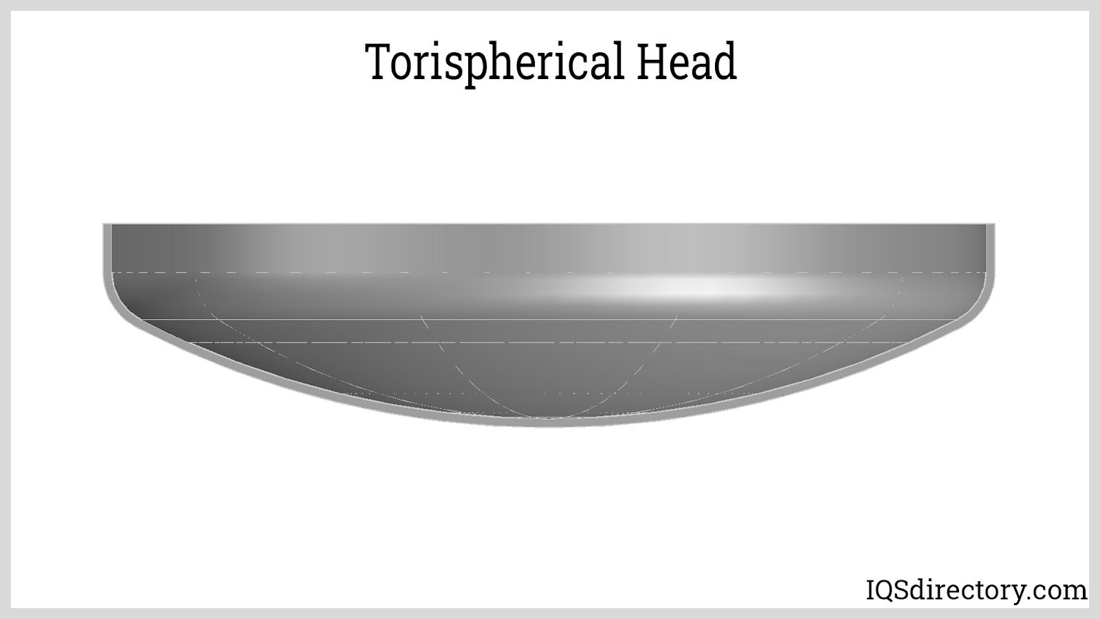 Torispherical Head