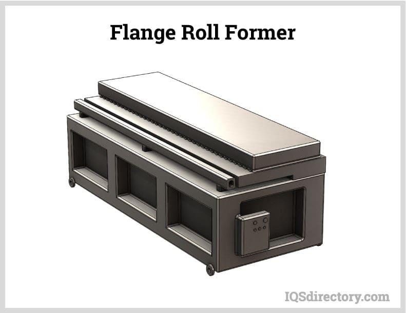 Flange Roll Former
