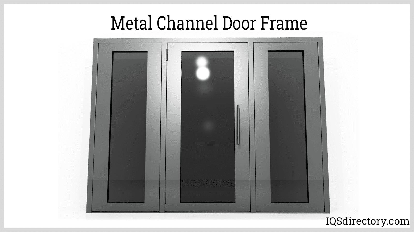 Metal Channel Door Frame