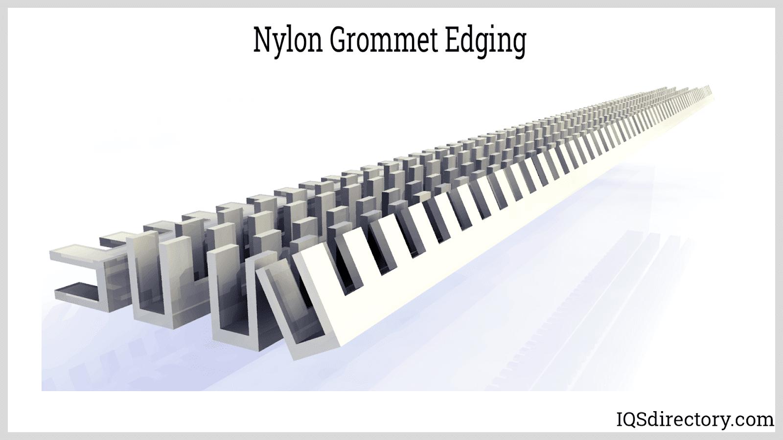 Nylon Grommet Edging