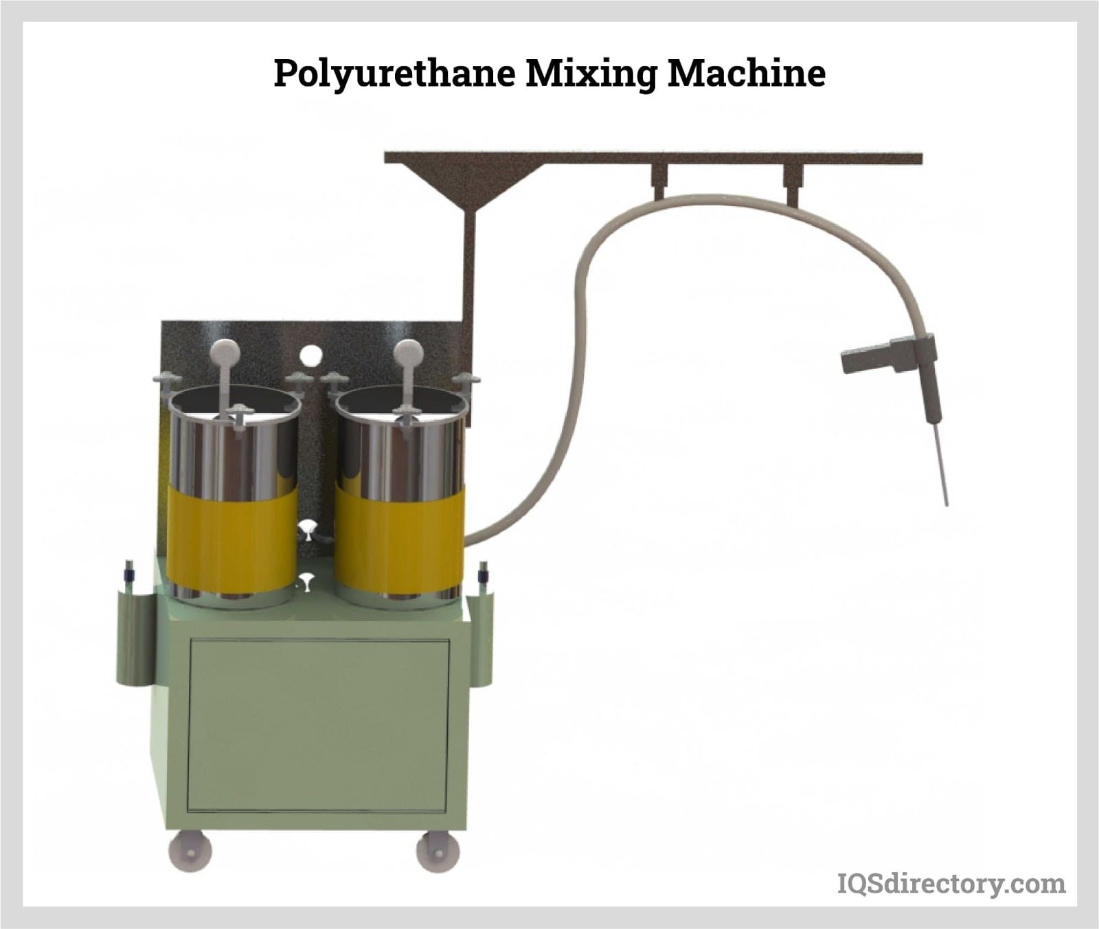 Polyurethane Mixing Machine