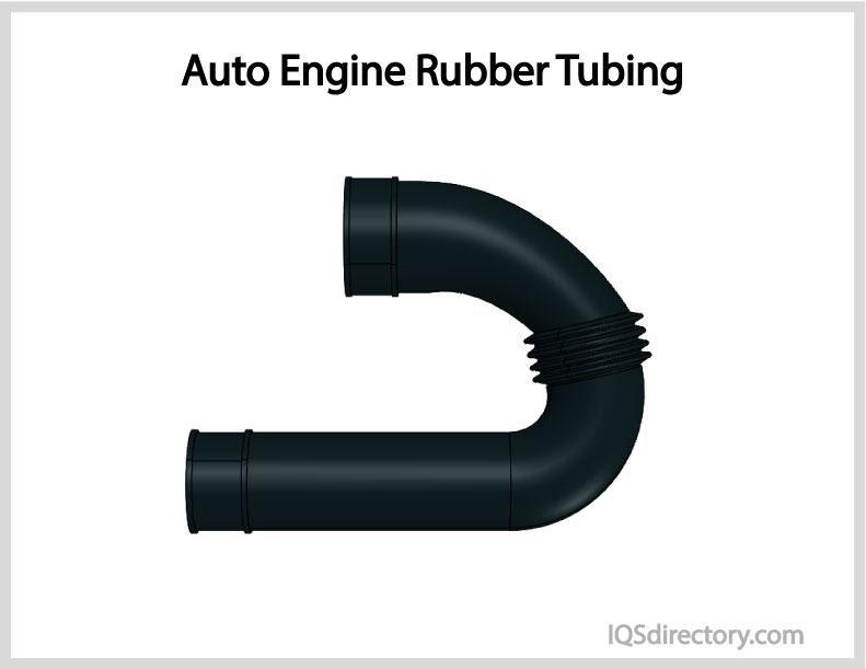 Auto Engine Rubber Tubing