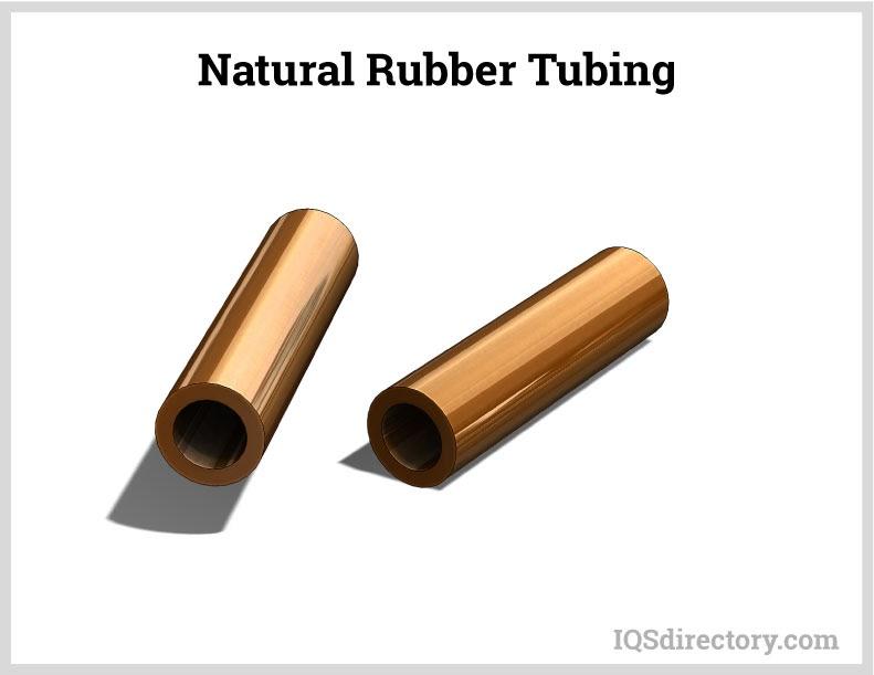 Natural Rubber Tubing
