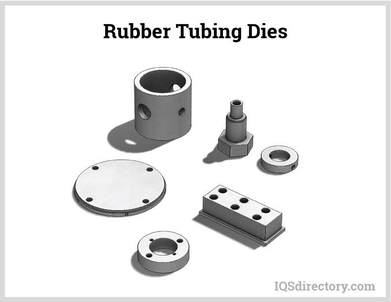 Rubber Tubing Dies