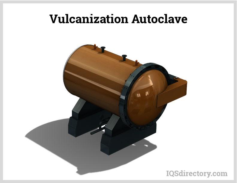 Vulcanization Autoclave