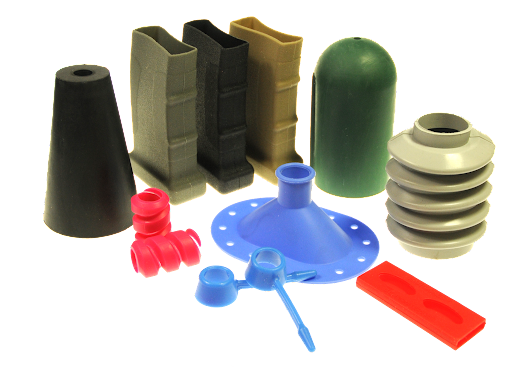 Custom Rubber Parts from AERO Rubber Company