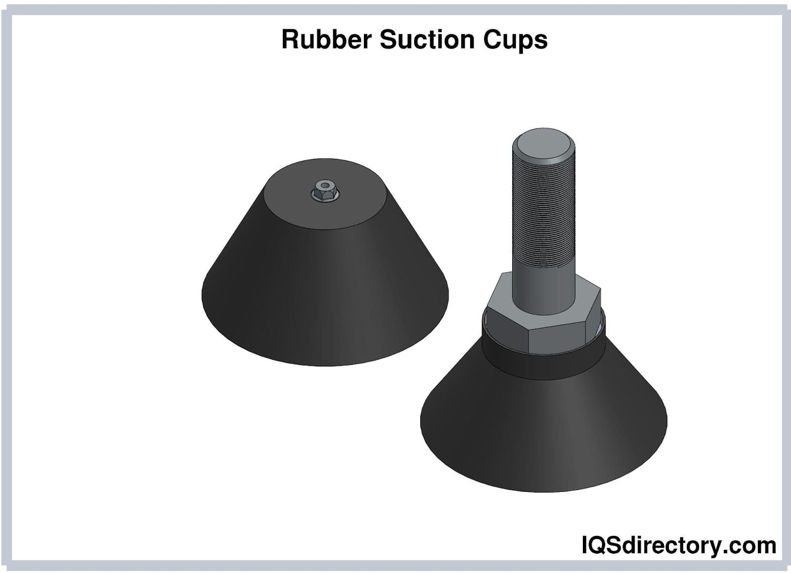 >Rubber Suction Cups