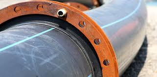 Rust Removal with Abrasive Blasting in Oil & Gas Industry