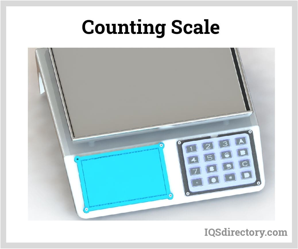 Counting Scale