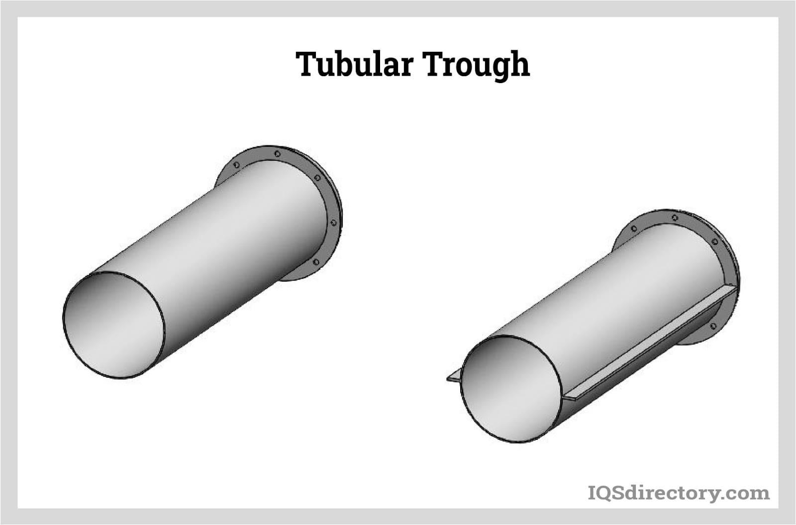 Tubular Trough