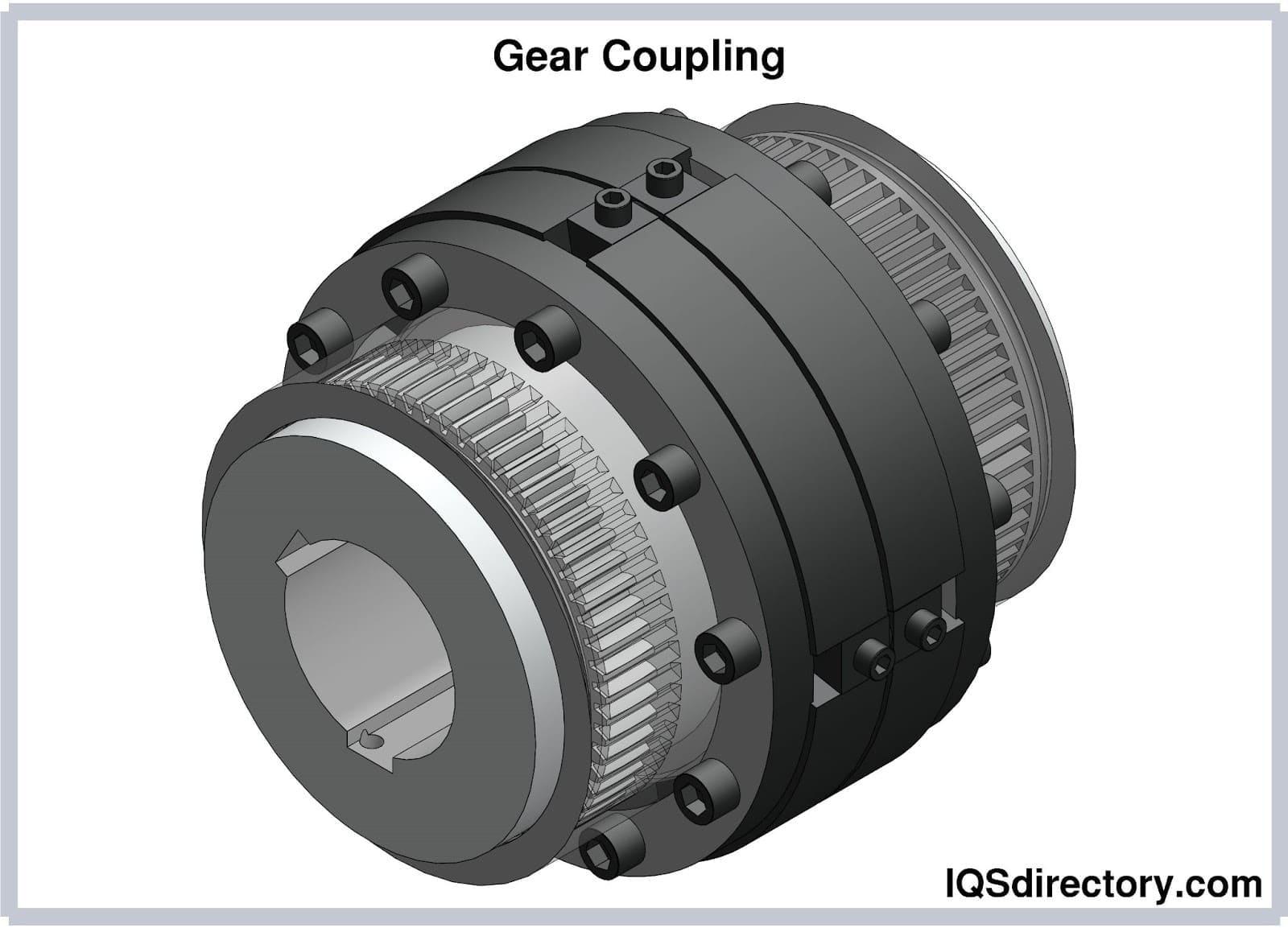 Gear Coupling 2