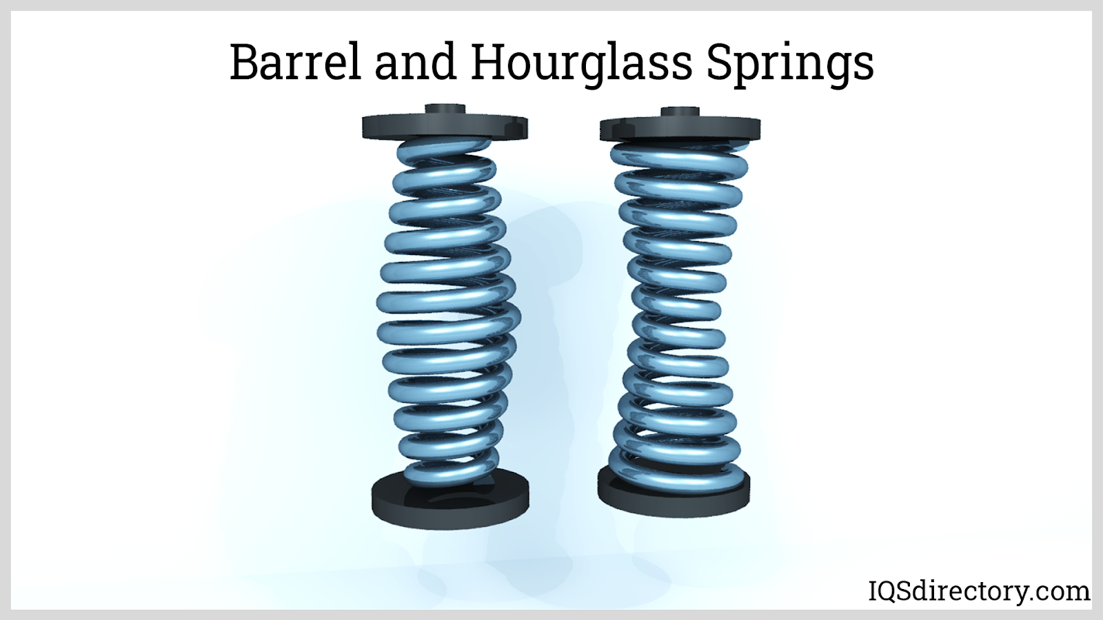 Barrel and Hourglass Springs