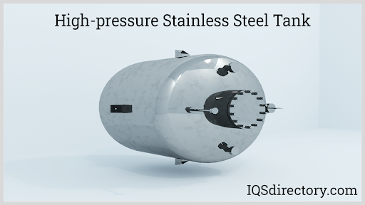 High-pressure Stainless Steel Tank