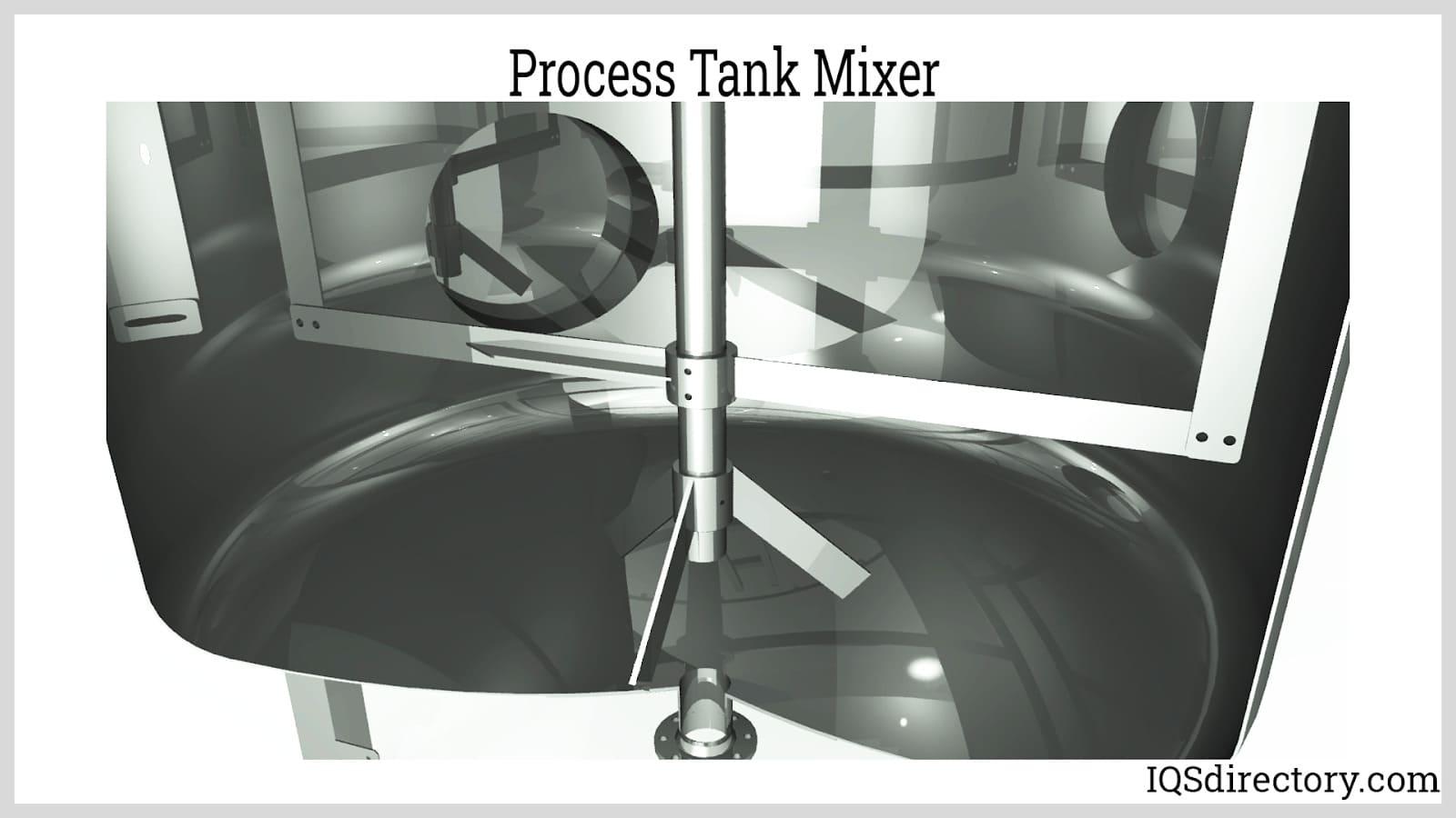 Process Tank Mixer