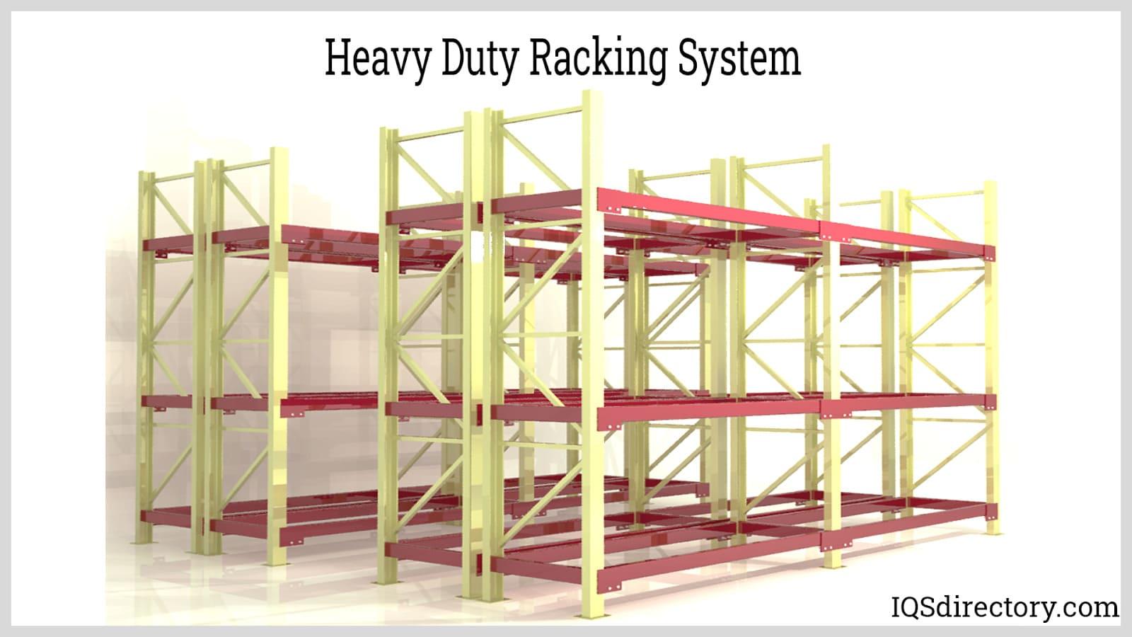 Heavy Duty Racking System