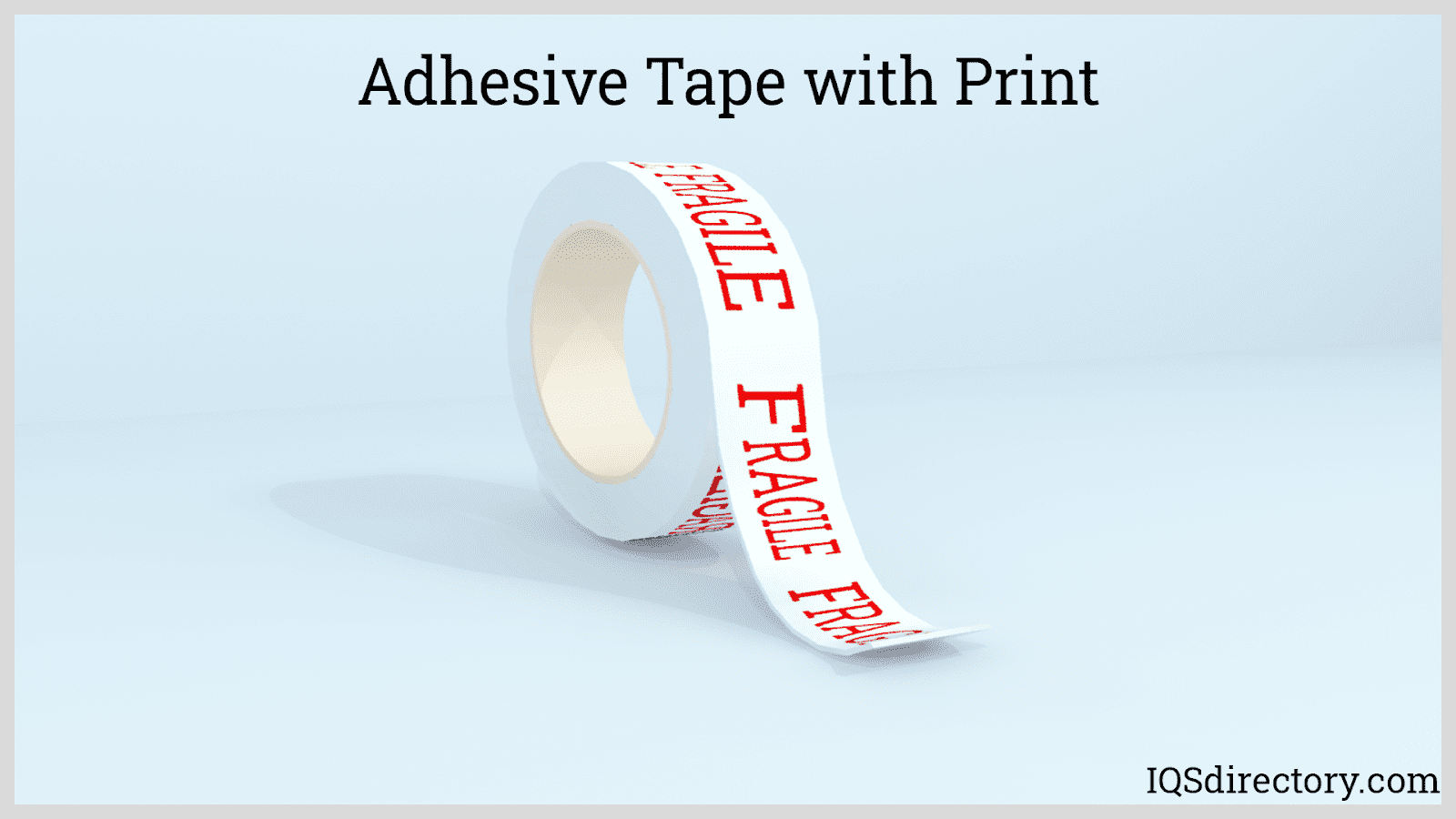 Adhesive Tape with Print