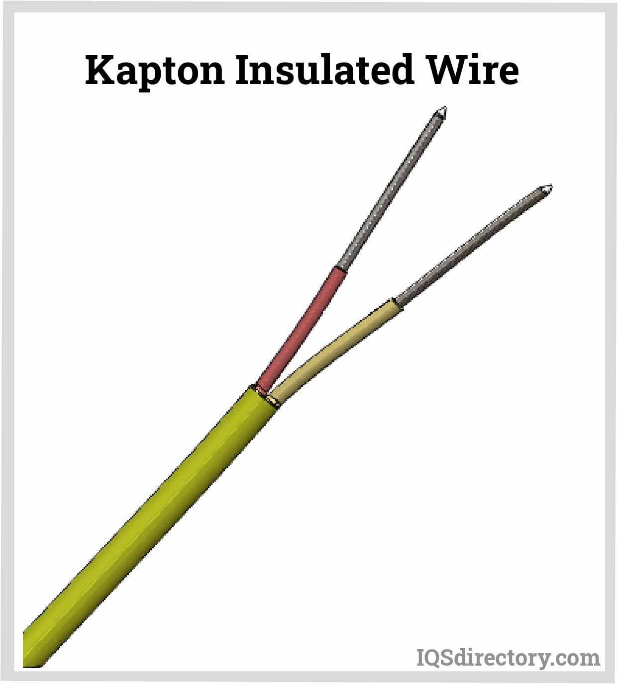 Kapton Insulated Wire