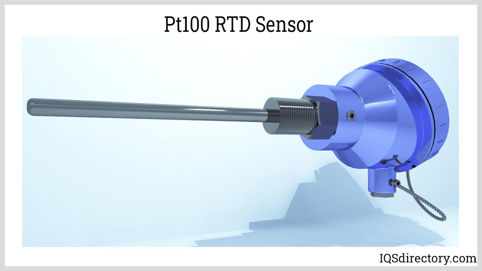 Pt100 RTD Sensor